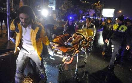 Detido autor do massacre na discoteca turca