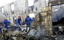 Incêndio vitimou 17 pessoas (AP)