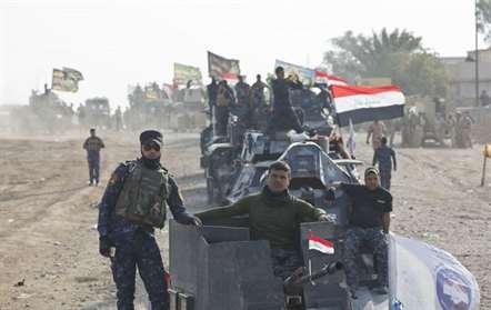 Tropas apoiadas pela aviação prosseguem combates em Mossul contra Estado Islâmico