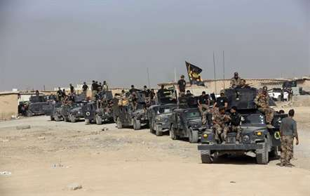 EUA pretendem isolar Estado Islâmico em Raqa