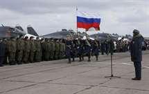 Rússia cria novas divisões militares para «travar» NATO» na fronteira