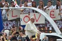 Papa nas Jornadas Mundiais da Juventude (com fotos)