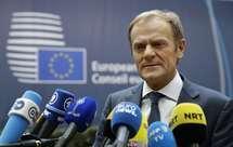 Tusk diz que UE está pronta para iniciar hoje processo de divórcio