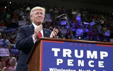 Trump insiste no tema da Suécia
