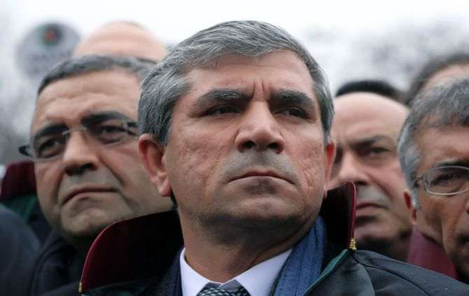 Presidente da Ordem de Advogados de Diyarbakir, Tahir Elçi