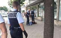 Homem foi detido (Foto Twitter)