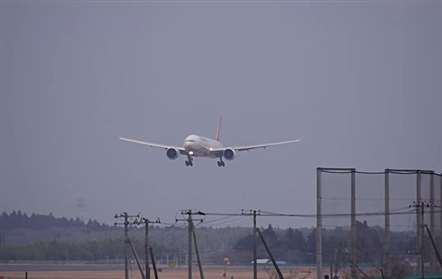 Piloto sofre ataque cardíaco antes de levantar voo