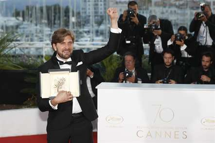 'The Square' venceu Palma de Ouro no Festival de Cinema de Cannes