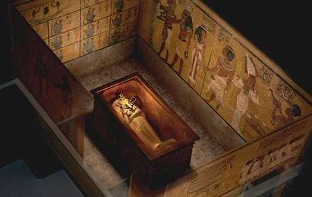 Exposição do túmulo de Tutankamon chega a Lisboa