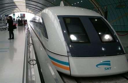 China vai ter o comboio mais rápido do mundo: 600 km/hora