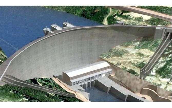 Resultado de imagem para Barragem da Iberdrola