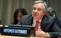 António Guterres é o novo secretário-geral da ONU