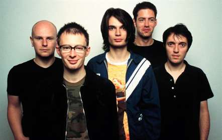 Radiohead lançam novo disco este domingo