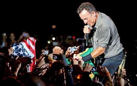 Bruce Springsteen vai editar coletânea e lançar autobiografia