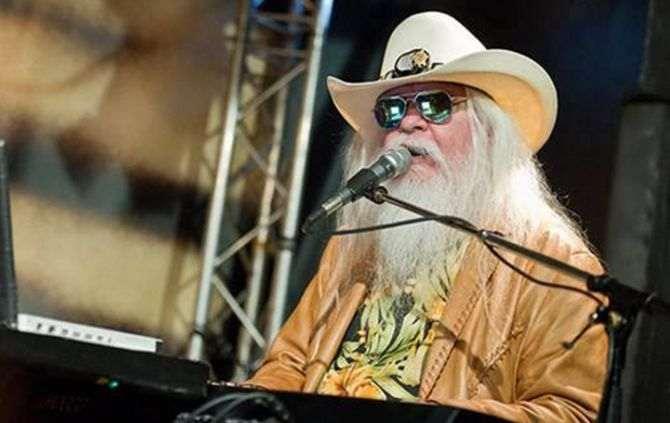 Morre o músico Leon Russell, aos 74 anos