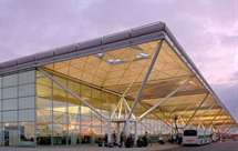 Aeroporto de Stansted (Foto DR)
