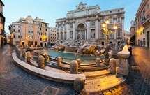 Fontana di Trevi (Foto civitavecchia.portmobility.it)