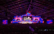 A Web Summit começa esta segunda-feira e prolonga-se até ao próximo dia 10
