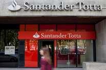 Santander Totta lucrou 196,2 ME no 1.º semestre, mais 89,5% em termos homólogos