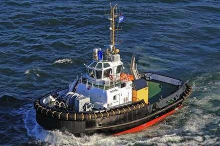 Navio na foz do Tejo já foi desencalhado