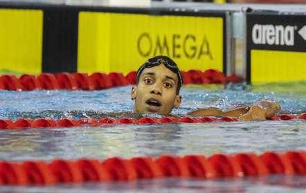 Igor Mogne é 4.º no Campeonato Africano de natação