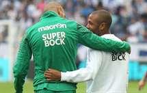 Slimani considera Brahimi um irmão (Foto ASF)