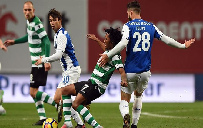 Image result for sporting + porto