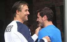 Lopetegui oferece cargo na seleção a Casillas