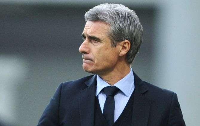Luís Castro, treinador do FC Porto B