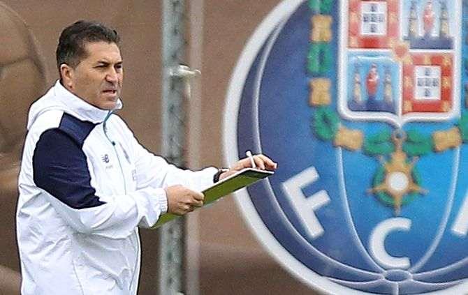 José Peseiro, treinador do FC Porto