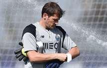 Iker Casillas (Foto AP)