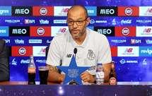 «Queremos continuar a ser uma equipa dominadora» - Nuno Espírito Santo