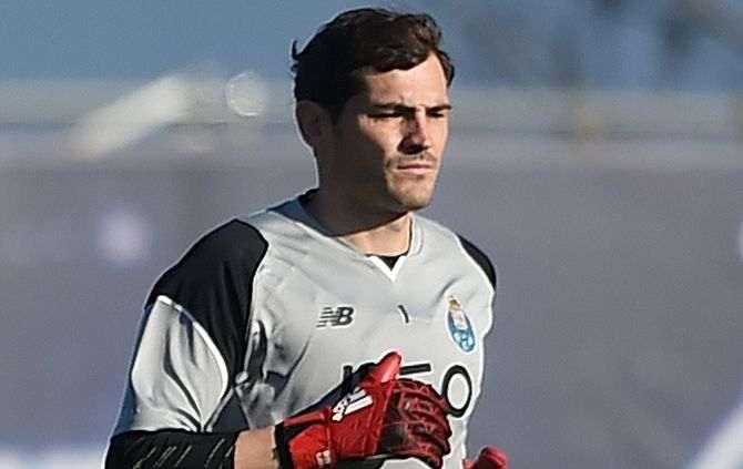 Iker Casillas nega interesse do Marselha na sua contratação — Mercado