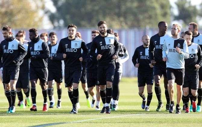 FC Porto justifica ausência de André Silva no treino