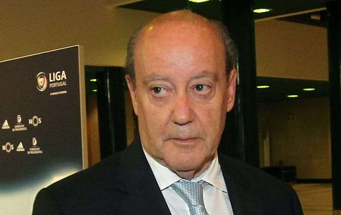 Pinto da Costa falará hoje, em exclusivo, ao Porto Canal (Foto ASF)