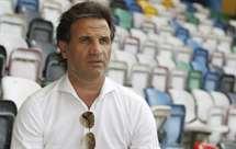 Paulo Duarte, treinador da seleção do Burkina-Faso