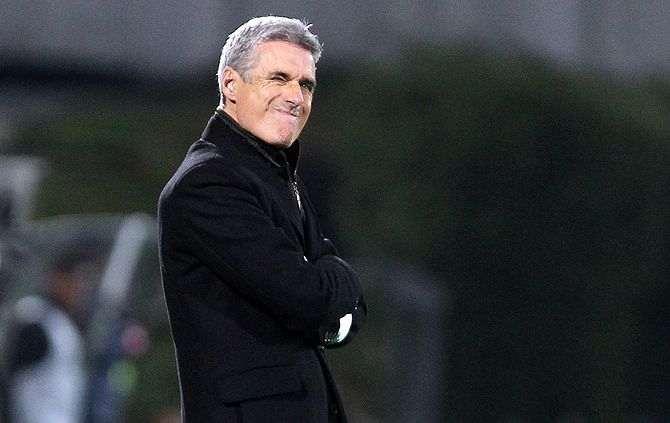 Luís Castro deixa comando técnico do Rio Ave