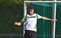 Fábio Cardoso marcou o primeiro golo do jogo