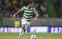 Alberto Aquilani, médio italiano do Sporting