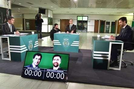 Debate entre Bruno de Carvalho e Madeira Rodrigues durou 2.20 horas