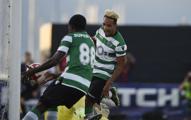 CR7 viu empate entre Villas-Boas e Scolari