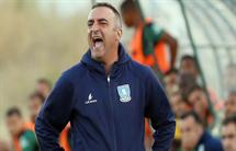 Carlos Carvalhal, treinador do Sheffield Wednesday