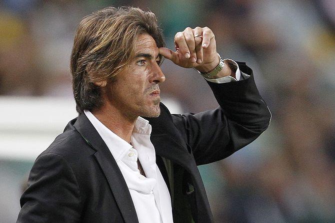 Ricardo Sá Pinto, treinador do Belenenses