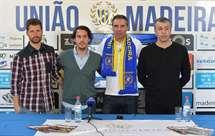 Jorge Casquilha e restante equipa técnica