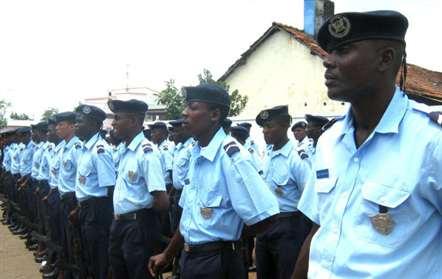 Angola vai formar polícias são-tomenses ao abrigo de acordo entre os dois países