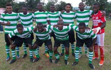 Sporting Praia-Cruz vence (3-0) Kemorabeza e mantem-se tranquilamente na liderança
