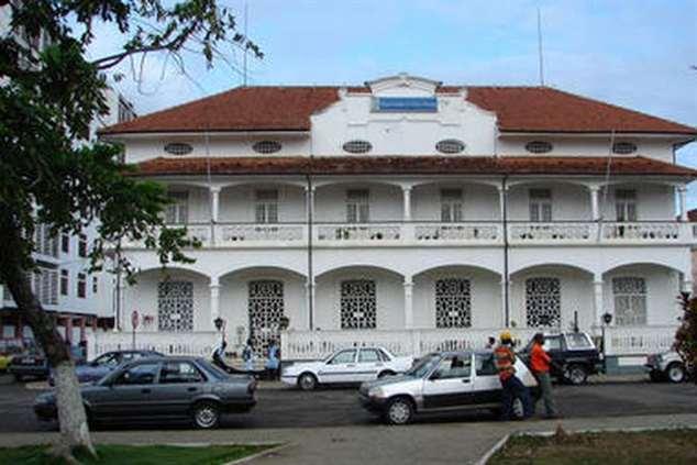Banco Central de São Tomé