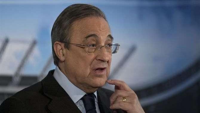 A BOLA - Florentino Pérez reeleito para o sexto mandato ...