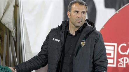 Sérgio Vieira: «Tivemos hipóteses para empatar»