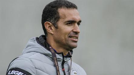 Filipe Rocha é o novo treinador